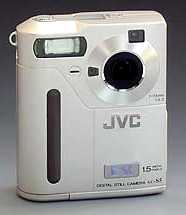 jvc gc-s5, fuji mx-700 vintage digital camera 1998