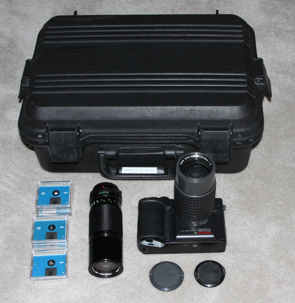 Canon RC-760 kit