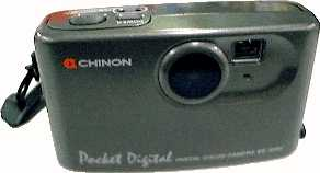 chinon es-1000, kodak dc-20 digital camera 1996