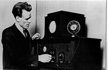 philol t farnsworth iinventor of modern television 1932