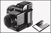 fujix es-1 still video camera with floppy 1985