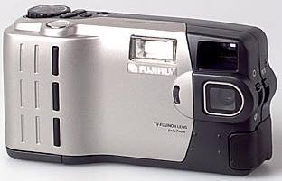 fuji clip-it dx-7, ds-20 digital camera 1997