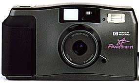 hewlett-packard photosmart c-5340a, konica-ez digital camera 1997