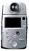 hitachi mp-eg10, mp-e10w vintage digital camera 1998