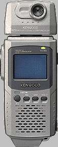 kenwoo vc-h11 amateur radio photo transmission vintage digital camera 1998