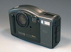 kodak dc210 plus vintage digital camera 1998