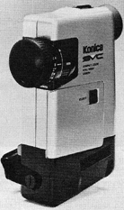 konica svc-20 still video camera prototype 1985