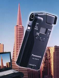 panasonic coolshot kxl-600a, 600a-n, 600a-n1 digital camera 1997