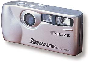 relisys dimera 3500, techo dimera 3500, trust photocam plus vintage digital camera 1998
