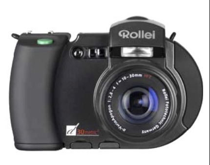 Rollei d30 metric black digital camera
