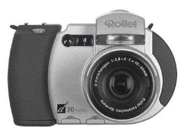 Rollei d30 flex digital camera