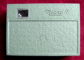 whittaker micro 16 miniature 16 mm vintage film camera 1946