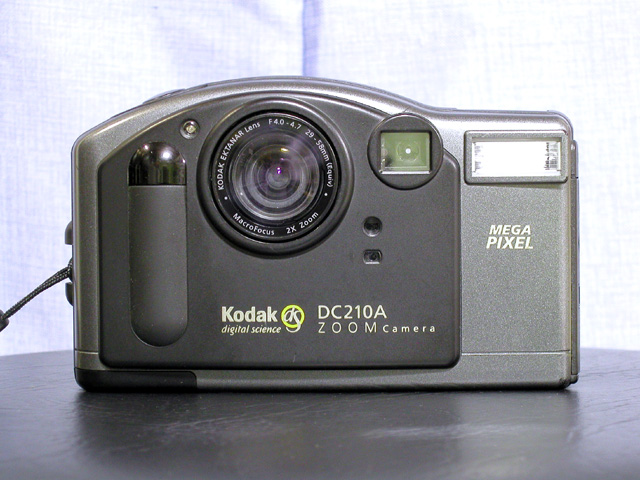 Kodak DC210A digital camera
